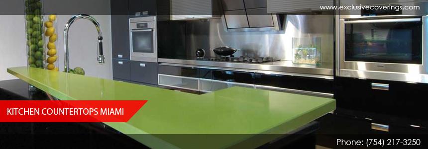 kitchen countertops miami