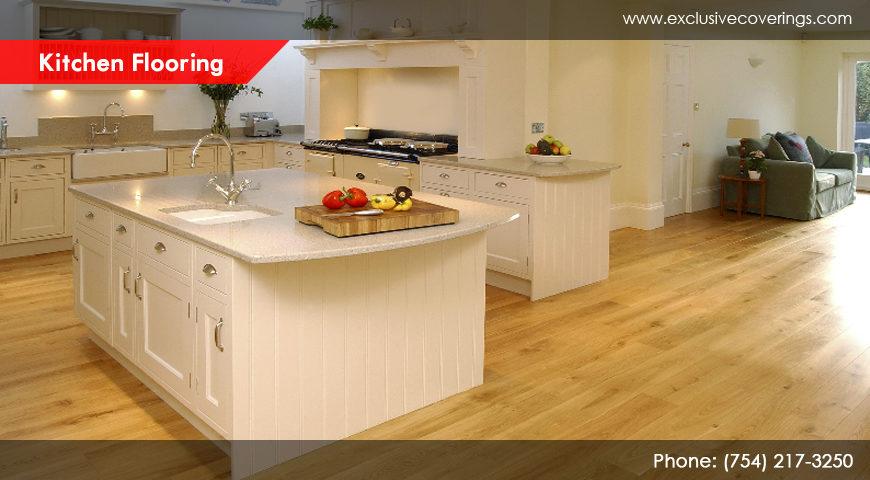 Kitchen Flooring – makes your kitchen look grand