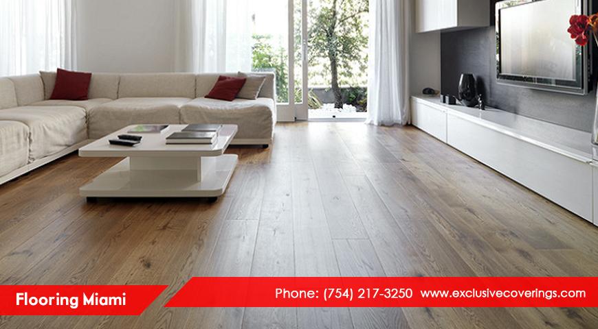 Flooring miami exclusive coverings for Wood flooring miami