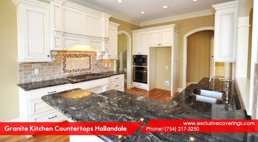 Granite Kitchen Countertops Hallandale – create an exclusive kitchen