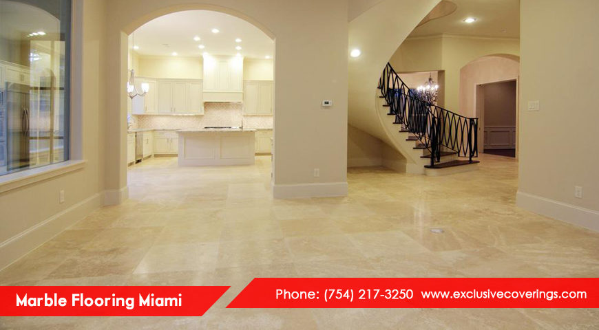 Marble Flooring Miami – explore the versatile designs